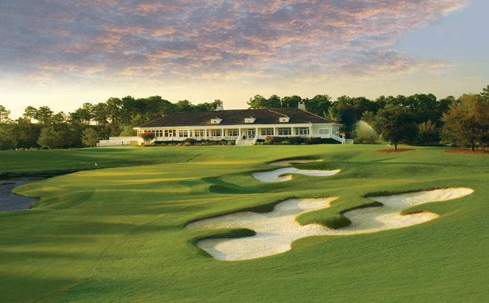 TPC Golf Course Myrtle Beach, SC